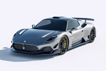 Maserati MC-20 Aria