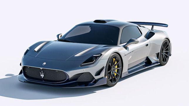 7Designs Aria Maserati MC20: Tuning