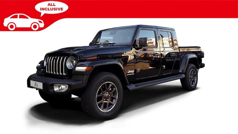Jeep Gladiator Launch Edition -  Auto Abo All Inclusive