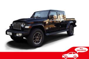 Jeep Gladiator f�r drei Monate testen