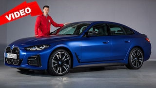 So sitzt es sich in BMWs Elektro-Zukunft