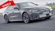 Erste Fahrt in BMWs neuer E-Limousine
