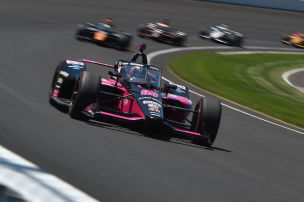 Indy500: Castroneves siegt