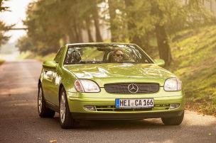 F�nf Roadster f�r 5000 Euro
