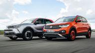 Opel Mokka, VW T-Cross: SUV-Test