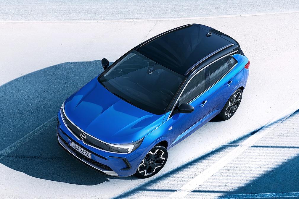 Opel Grandland Hybrid