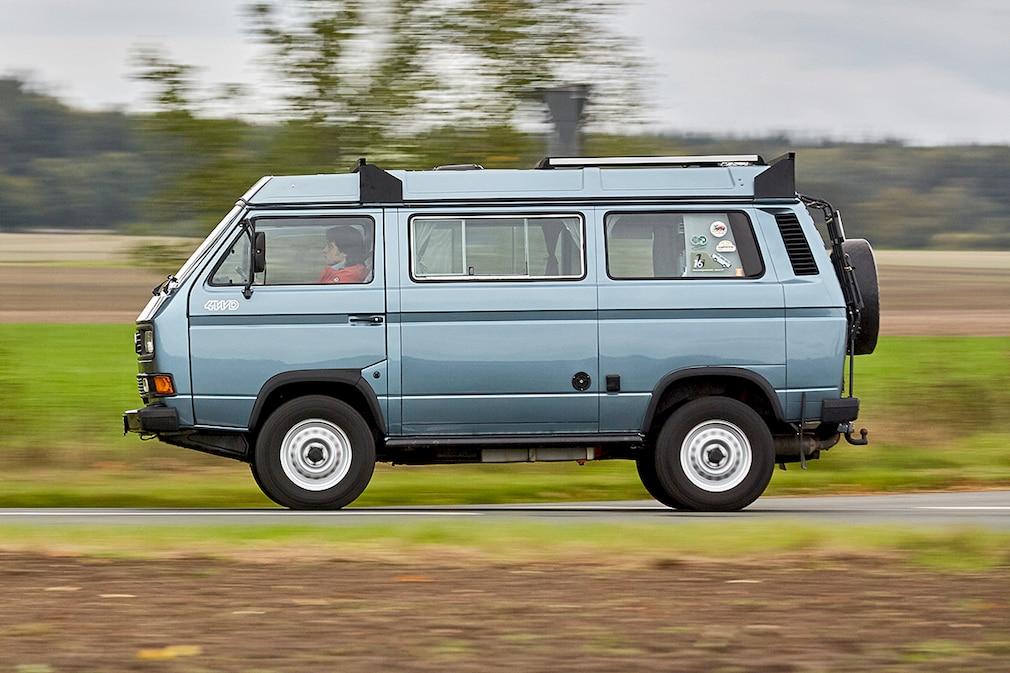 VW T3 SYNCRO 16 ZOLL (1989)
