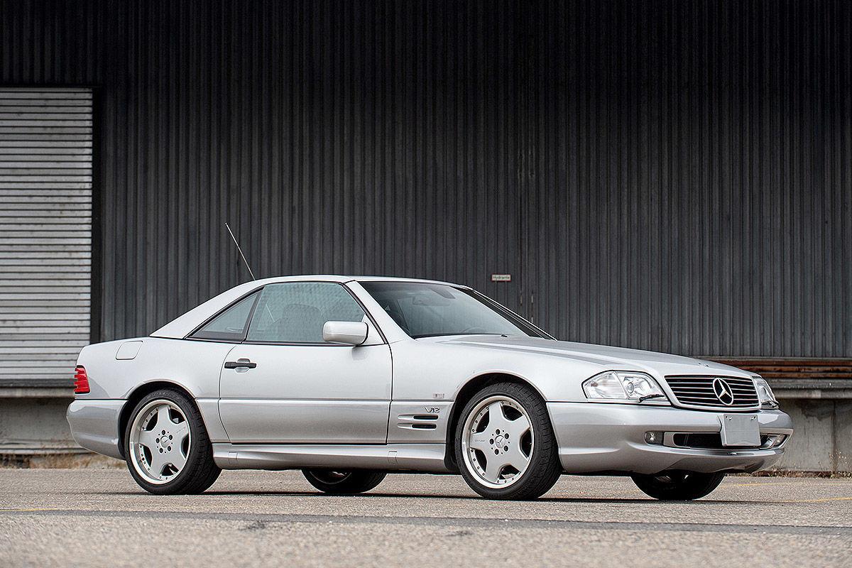 1997 Mercedes-Benz SL 600 AMG