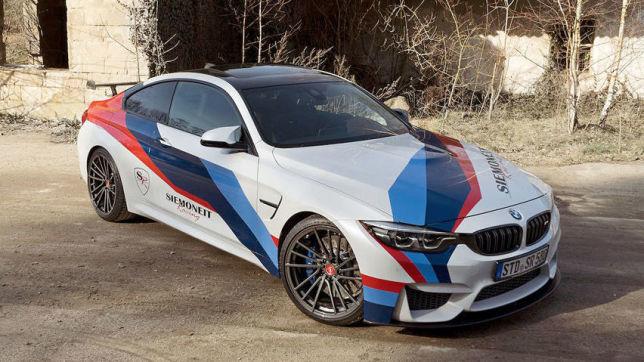 Siemoneit BMW M4 Competition (F82): Tuning