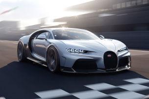 Bugatti Chiron Super Sport (2022)