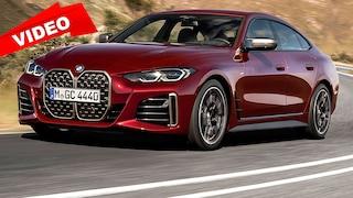 Das ist das neue BMW 4er Gran Coupé