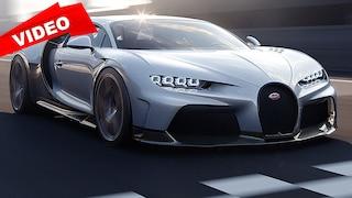 Der Super Sport ist der schnellste Chiron