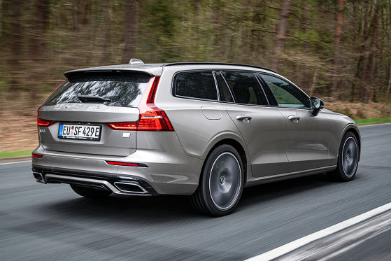 Volvo V60 T6 Recharge AWD