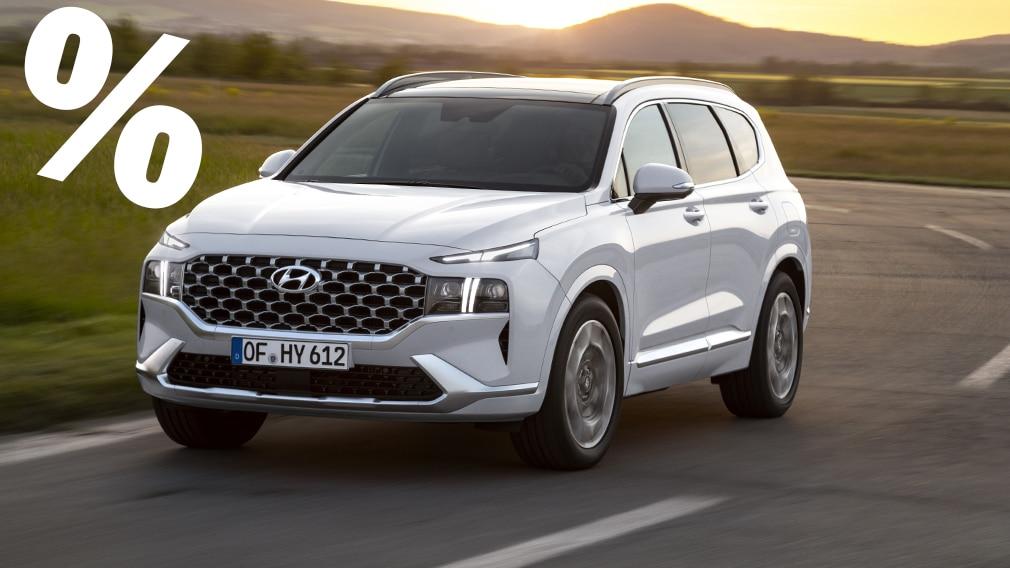 Hyundai Santa Fe - Montage