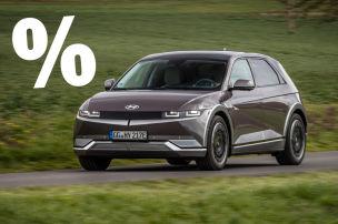 Hyundai Ioniq 5 schon ab 30.564 Euro