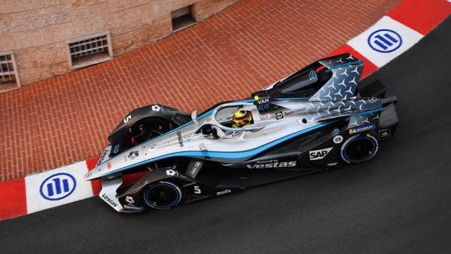 Formel E: Mercedes