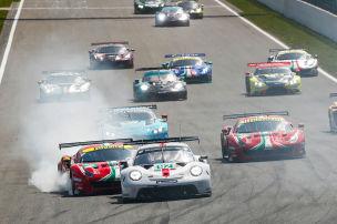 Ist der Porsche zu schnell f�r Amateure?