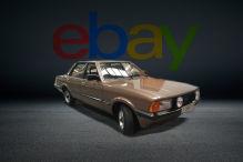 Originaler Ford Taunus von 1981 mit weniger als 45.000 Kilometern