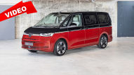 Neuer T7 Multivan nutzt Golf-Plattform