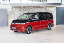 Neuer Multivan verliert seine Rückbank und kommt mit Polo GTI Motor