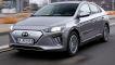 Hyundai Ionic electric Blue Drive