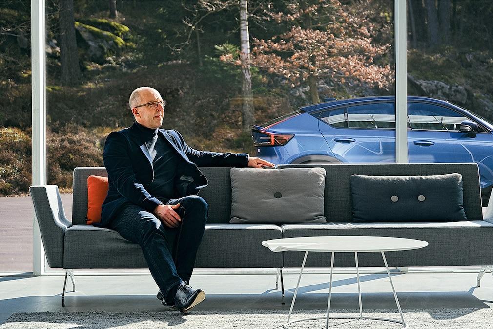 Volvo- Designer Robin Page