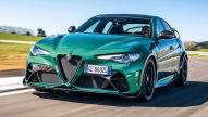 Alfa Giulia GTAm: Test, Motor, Preis
