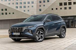 Hyundai Tucson Plug-in-Hybrid: Leasing
