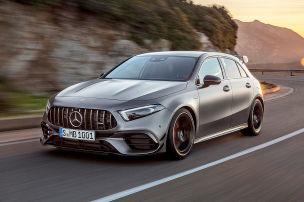Mercedes-AMG A 45 S f�r 499 Euro leasen