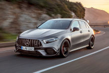 Mercedes-AMG A 45 S  !! Sperrfrist 04. Juli 2019  13:00 Uhr !!