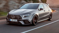 Mercedes-AMG A 45 S: Leasing