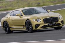 So fährt der neue Continental GT Speed