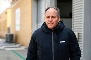 Formel 1: DTM-Boss Gerhard Berger