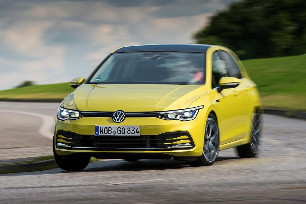 VW Golf 8 VIII 1.5 eTSI
