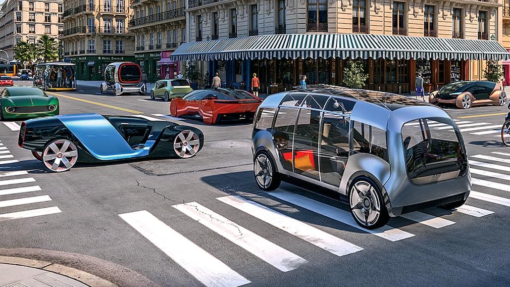 Die wichtigsten deutschen Autodesigner