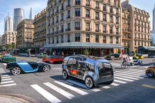 Mobilit�t der Zukunft