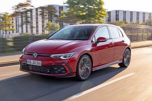 VW Golf 8 GTI (2021): Leasing