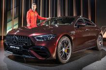 Erster Check im frischen AMG GT 4-Türer