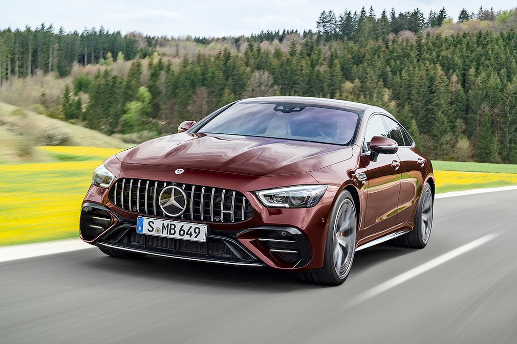 Mercedes-AMG GT 53 4-Türer 4MATIC+