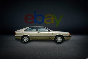 Audi Coup� GT (B2) bei eBay