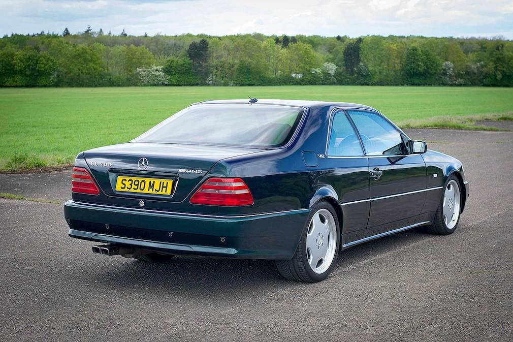 1998 Mercedes-Benz CL700 AMG