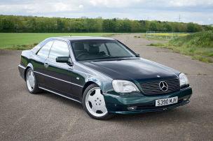 Mercedes CL 700 AMG: Sonderanfertigung
