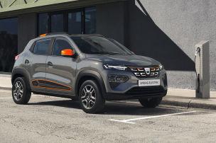 Dacia Spring Electric: Leasing