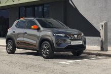 Dacia Duster Spring Electric  !! SPERRFRIST 15. Oktober 2020  17:30 Uhr !!