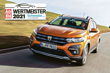 Dacia Sandero Stepway - Wertmeister 2021