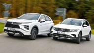 Mitsubishi Eclipse Cross vs. VW Tiguan: Test