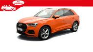 Audi Q3 (2021): Auto-Abo