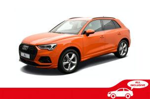 Drei Monate Audi Q3 all-inclusive