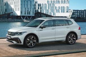 VW Tiguan Allspace im Privatleasing