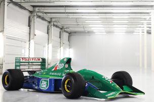 So viel kostet Schumachers erstes F1-Auto